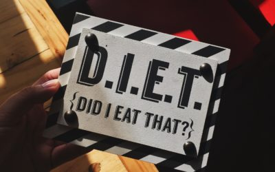 Daar gaat ze weer… voor de zoveelste keer op dieet